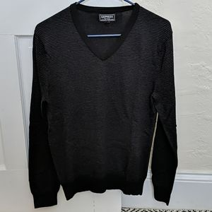 Express Modern Fit Merino Wool Sweater